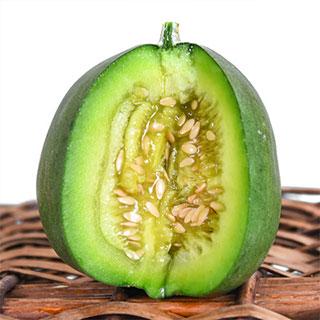 拍2件 特级绿宝甜瓜5斤