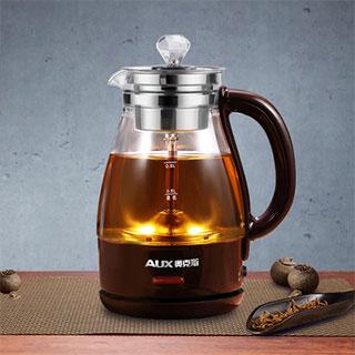 奥克斯电热迷你智能煮茶器