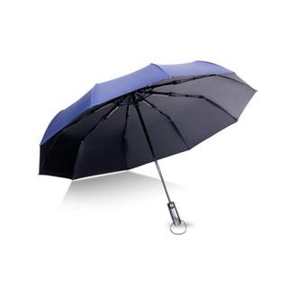晴雨两用便携折叠商务雨伞