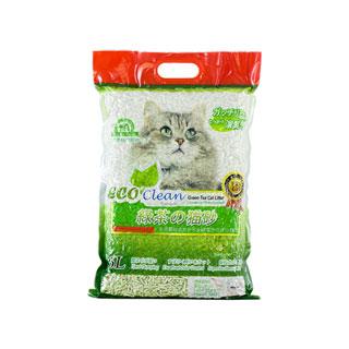 植物除臭绿茶豆腐猫砂2.8kg