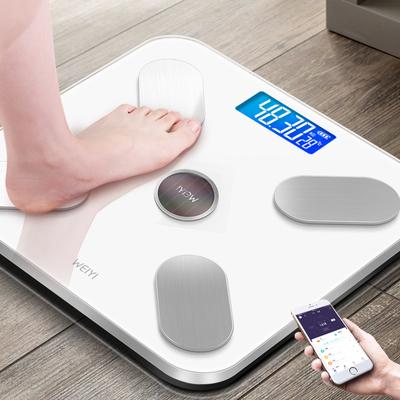 自动充电智能app体脂体重称