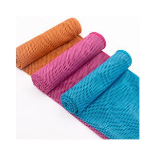 冷感速干健身房运动毛巾