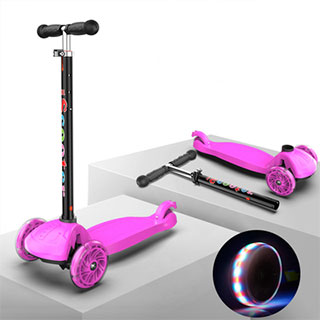 儿童滑板车宝宝溜溜车