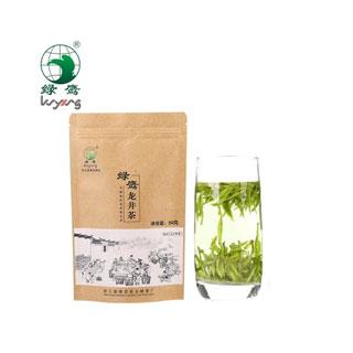 原生态高山龙井茶叶绿茶