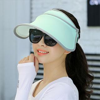 户外防晒休闲遮阳帽