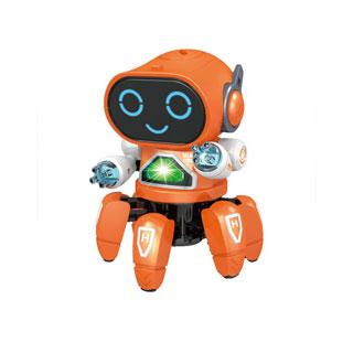跳舞电动机器人