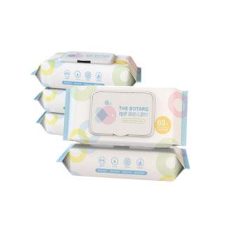 植护婴儿湿巾80抽*5包