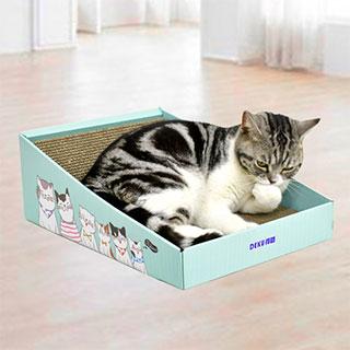 得酷 猫抓板玩具组合装