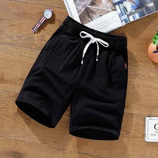 夏季5分裤加肥加大码沙滩裤