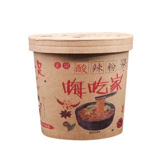 重庆正宗酸辣粉6桶