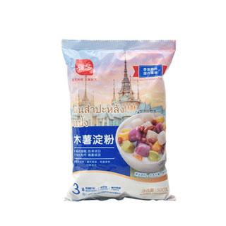 展艺木薯淀粉500g*2袋