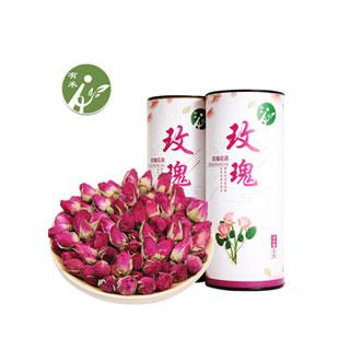 无硫平阴玫瑰花蕾茶60g