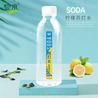 天然青柠无糖檬苏打水12瓶