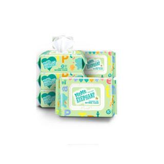 寶寶濕巾80抽*5包