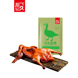 川久重庆蒸鸭酱板鸭550g