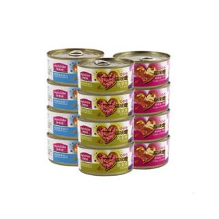 泰国进口猫罐头170g12