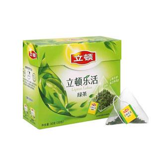 T立顿乐活绿茶20包