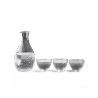 白酒玻璃酒壶杯子套装