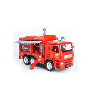 可喷水大号消防车玩具