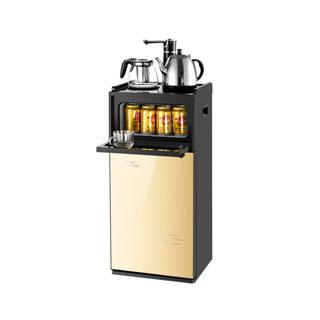 智能冷热双门立式饮水机