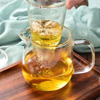 高温过滤水分离泡茶三件套