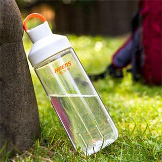 哈尔斯便携大容量运动水杯子