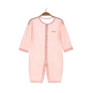 婴儿连体衣服夏季薄款