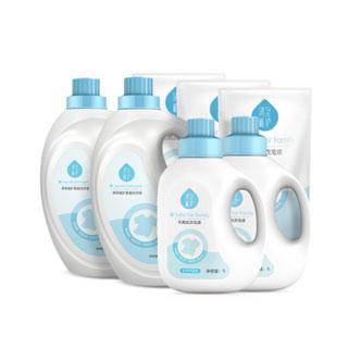 植护洗衣液内衣皂液500g