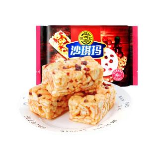 徐福記蔓越莓味沙琪瑪220g