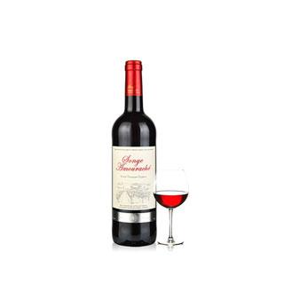 法國原裝進口干紅葡萄酒