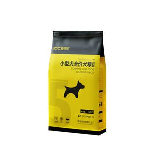通用型幼小型犬粮3斤