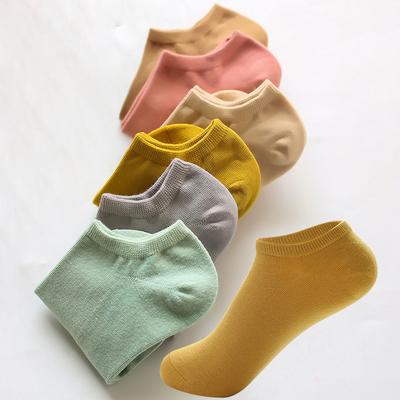 日系四季款女士短袜3双