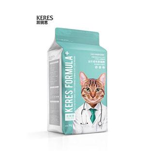 凯锐思幼猫猫粮奶糕4斤