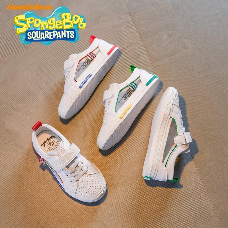 海綿寶寶2019夏季新款童鞋
