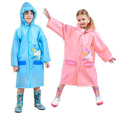 兒童幼兒園卡通雨衣