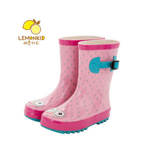 男女童防滑橡膠兒童雨靴