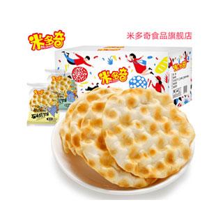 米多奇石頭餅整箱537g*2