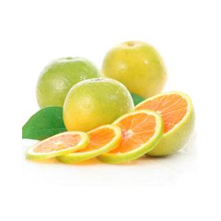 超甜新鮮橙子帶箱5斤