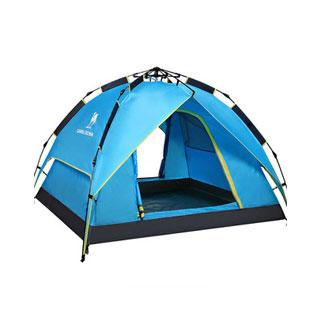 全自動戶外防雨帳篷