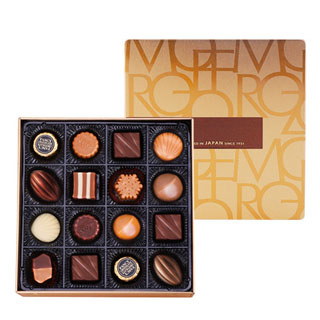 情人节黑巧克力礼盒