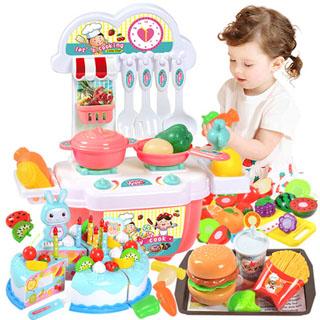 22件儿童过家家厨房玩具