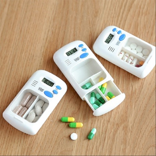 随身吃药提醒器药盒