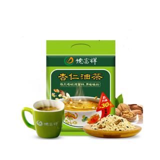 德富祥果仁油茶480g