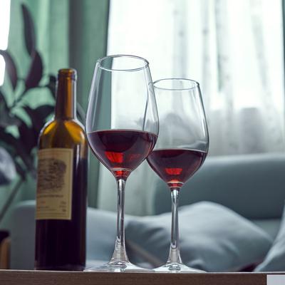 利比玻璃红酒杯葡萄酒杯