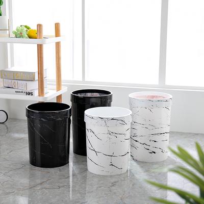 双展简约现代垃圾桶