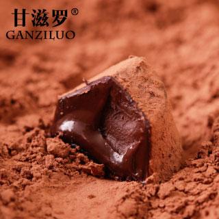 手工松露型巧克力礼盒装