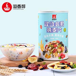 无糖低脂水果燕麦500g