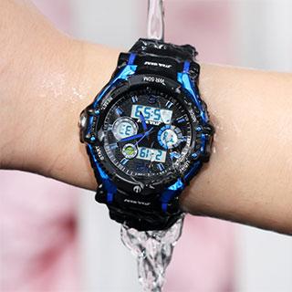 迪士尼儿童防水电子手表