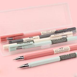 晨光优品中性笔水笔