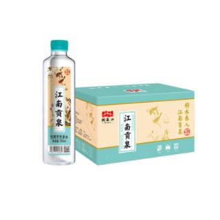 贡泉天然泉水350ml*24瓶